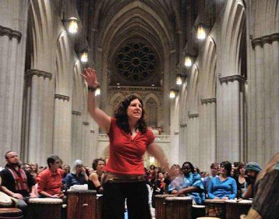 Drumming as Prayer